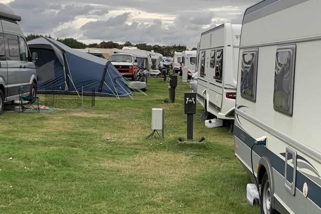 Campingplatz Rantum